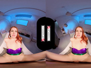 VRCosplayX Little Mermaid Gets Her Legs Back After Blowjob